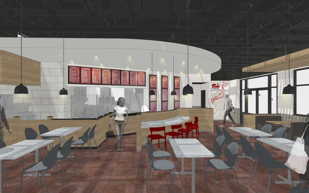 Belmont's Sake Express undergoes renovation